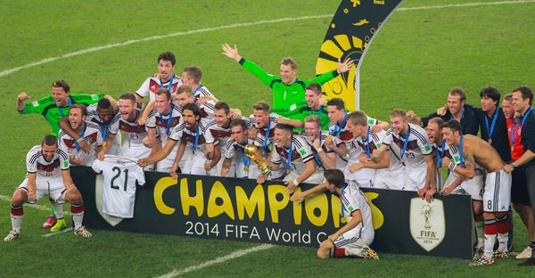 Predicting the FIFA 2014 Final Winner with Logistic Regression